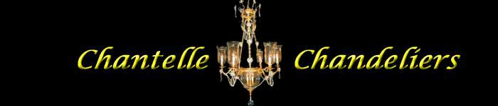 Chantelle Chandeliers - Palm Beach, New York, and Miami Chandelier Services